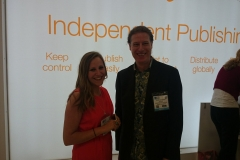 London Book Fair w/ Sophie from Audible