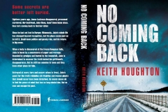 No Coming Back - Print Cover