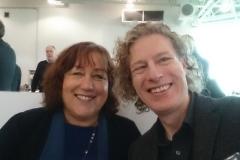 London Book Fair w/ Rachel Abbott