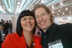 London Book Fair w/ Mel Sherratt