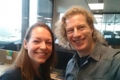 At Amazon HQ w/ Laura Deacon - Senior Editor