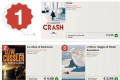 CRASH - No.1 eBook in Italy