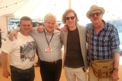 Harrogate w/ Alan McDermott, Linwood Barclay and Mark Bellingham