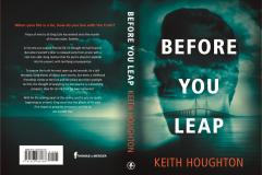 Before You Leap - Print Cover