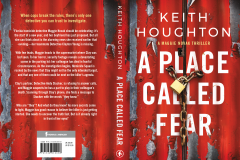 A Place Called Fear - Print Cover