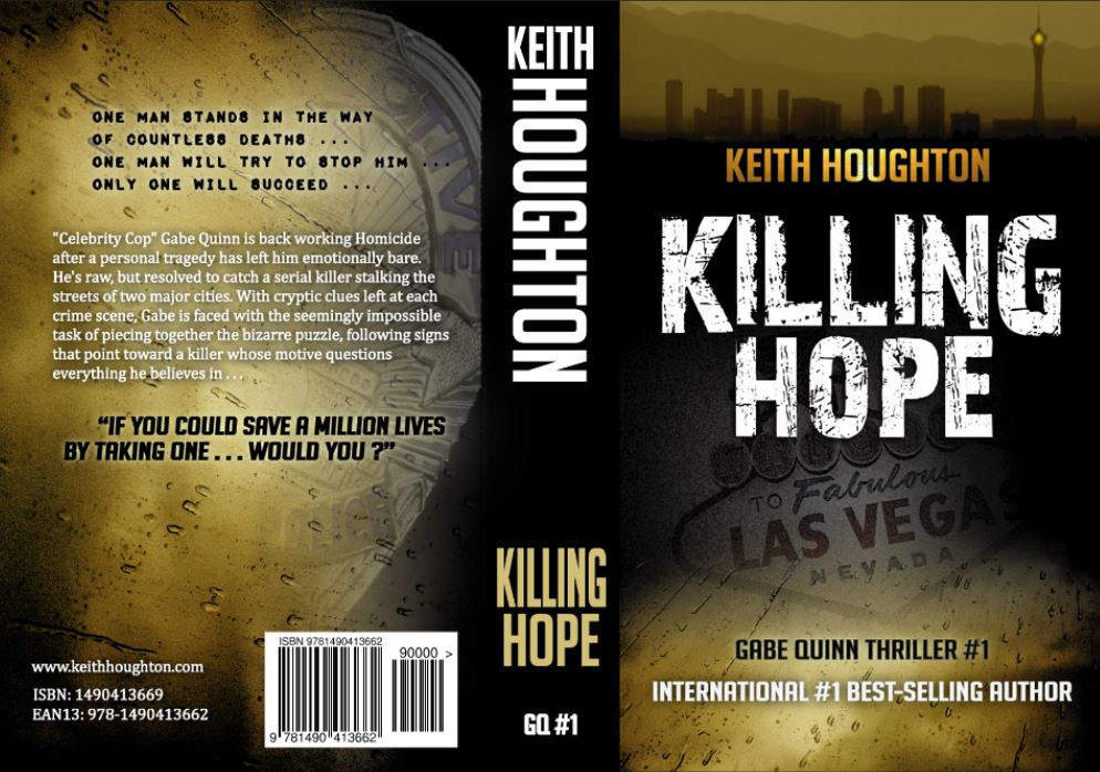 "Killing Hope"" in Amazon's Best Kindle Books of 2013"