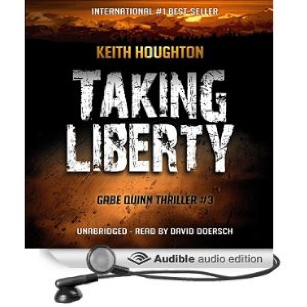 Taking Liberty - Audiobook