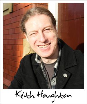 Keith Houghton - Novelist