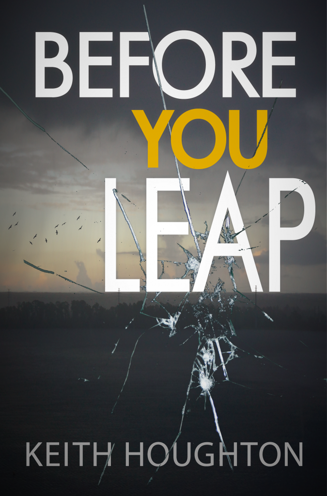 Book Cover: Before You Leap