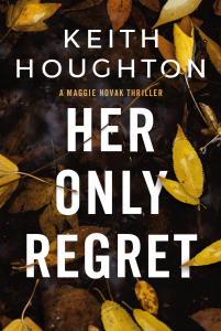 Book Cover: Her Only Regret