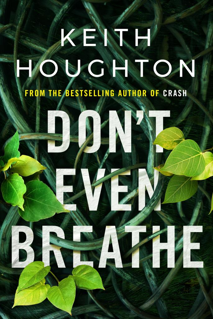 Book Cover: Don't Even Breathe