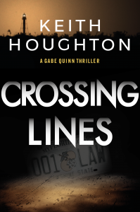 Book Cover: Crossing Lines