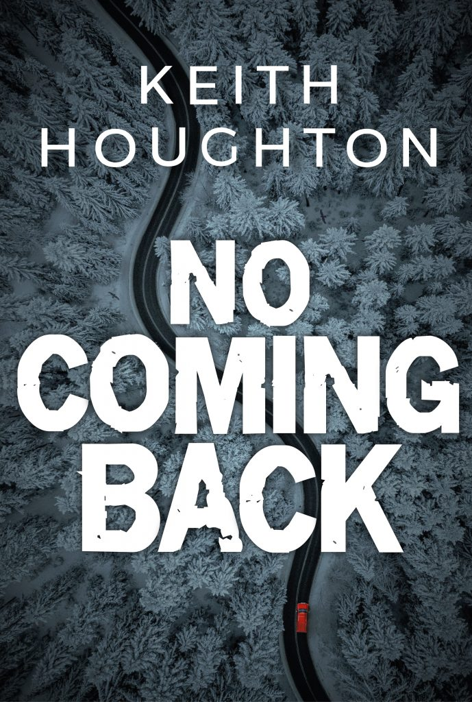 Book Cover: No Coming Back